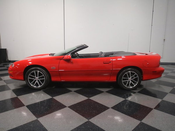 2002 Chevrolet Camaro SS 35TH Anniversary SLP Edition  for Sale $24,995