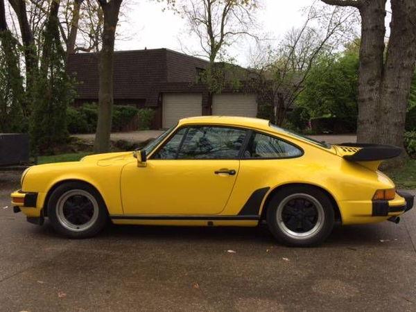 1983 PORSCHE 911  for Sale $39,949