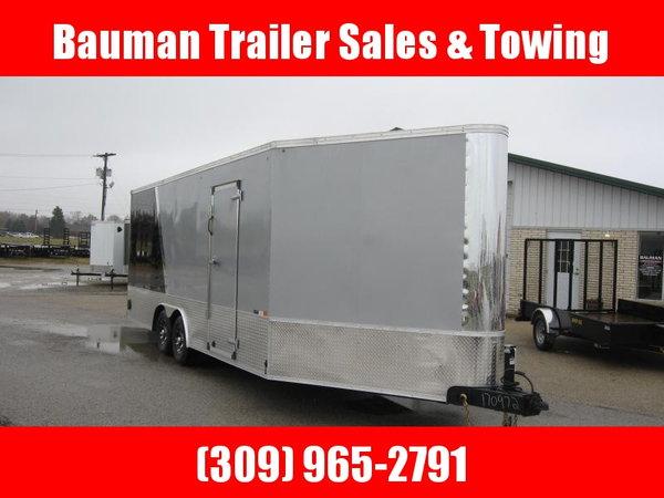 2020 United Trailers XC ALL SPORT TRAILER 8.5X28 Car / Racin  for Sale $10,700