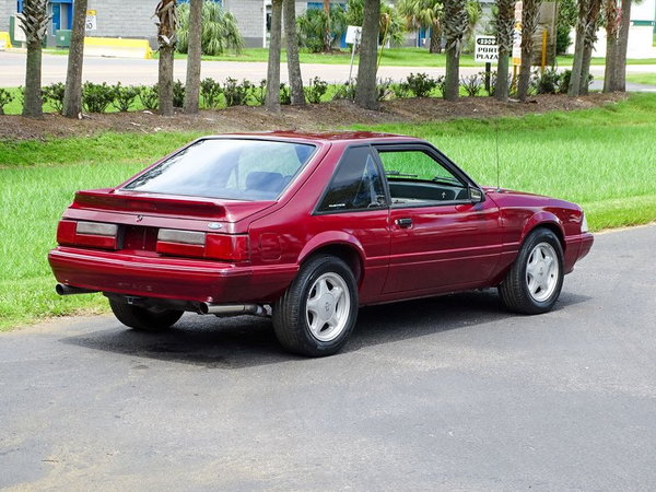 1990 Ford Mustang  for Sale $11,995