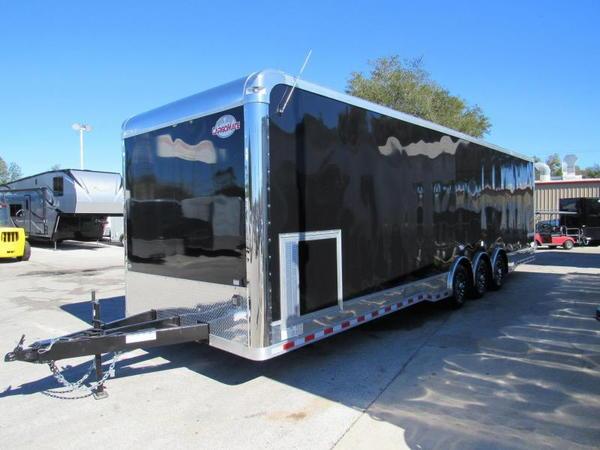 2020 Cargo Mate 32Ft Eliminator Series Car / Racing Trailer  for Sale $22,599