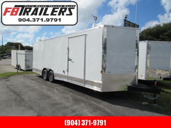 2022 Continental Cargo 24ft Car / Racing Trailer  for Sale $16,999