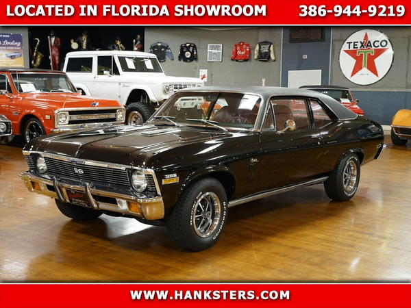 1972 Chevrolet Nova  for Sale $44,900
