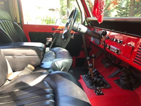 1966 FORD BRONCO  for Sale $34,995