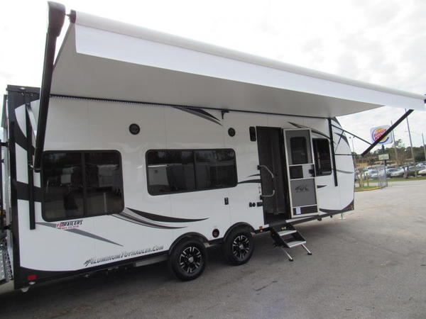 2019 ATC 8.5X25 Front Bedroom Toy Hauler  for Sale $61,999