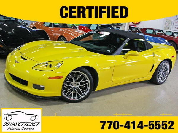 2013 Chevrolet Corvette  for Sale $51,999