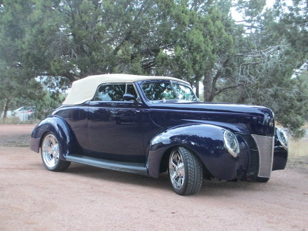 1940 Ford Deluxe  for Sale $71,000