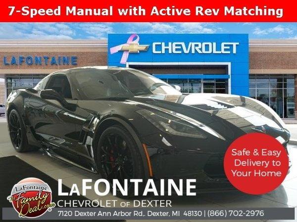 2019 Chevrolet Corvette  for Sale $67,900