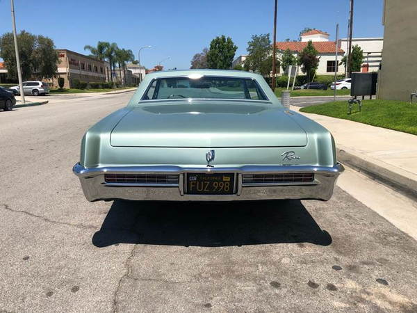1965 Buick Riviera  for Sale $31,995