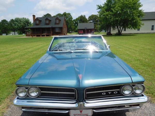 1964 Pontiac LeMans  for Sale $15,000