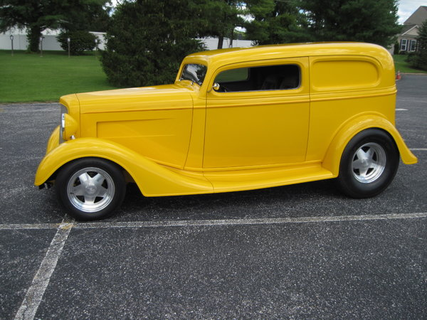 34 sedan delivery  for Sale $44,000