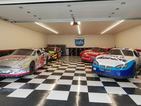 Traveling Nascar Racing School  for Sale $250,000