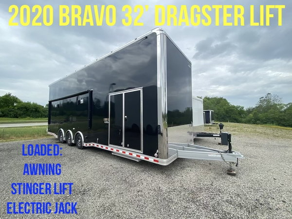 2020 Bravo 32' Stacker 24' Lift  for Sale $64,900