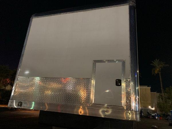 2017 40ft Custom Stacker Trailer