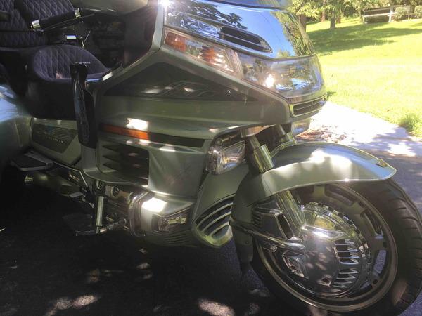 1999 Honda Goldwing Trike w/Matching Trailer Show Winner!  for Sale $16,900