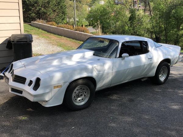1980 Camaro z28  for Sale $12,000