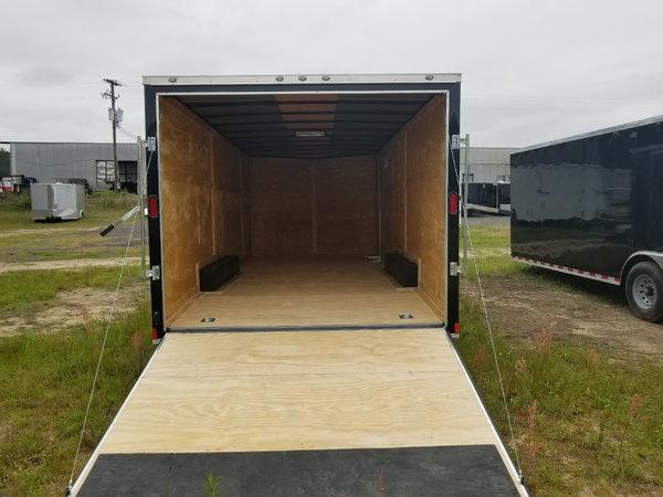 2019 Black Diamond Cargo 8.5x20 Enclosed Trailers  for Sale $4,150