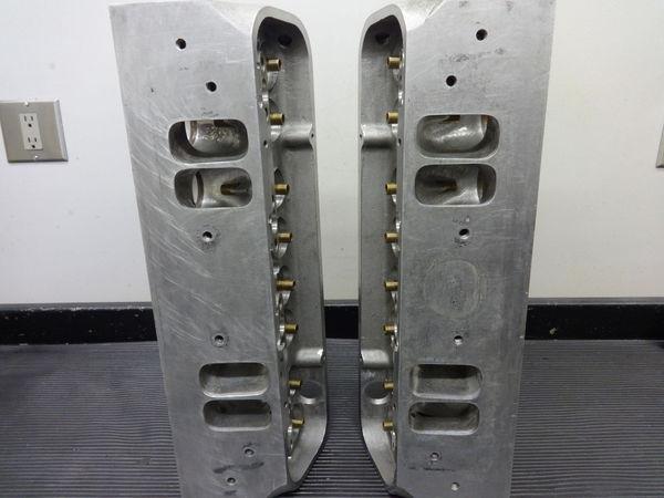 ALL PONTIAC HEADS, TITANIUM VALVES, JESEL ROCKER SYSTEM  for Sale $2,900