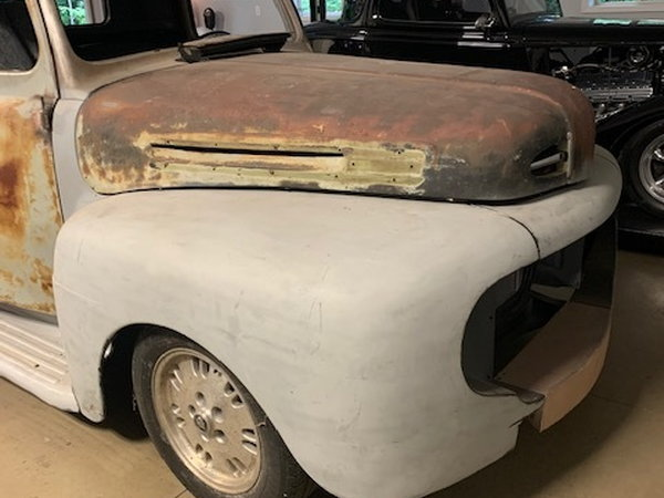 1948Project F1 Ford Clean Title  for Sale $14,900