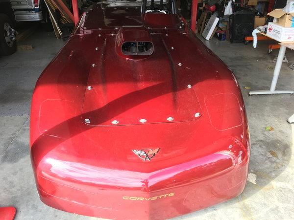 2002 Corvette  for Sale $24,500