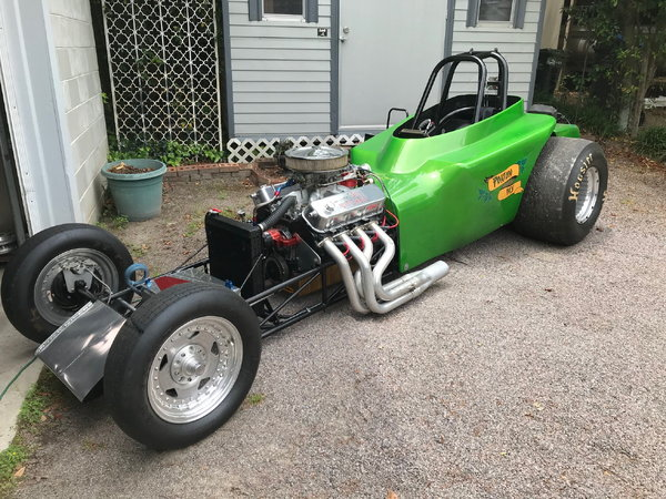 26 T Bucket Dragster  for Sale $16,500