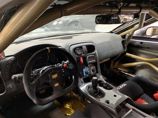 2009 Z06 Corvette Race Car  for Sale $48,000
