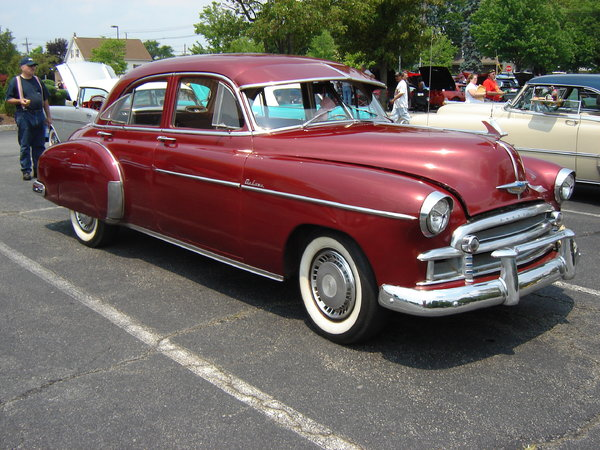 1950 Chevrolet Styleline Deluxe  for Sale $10,900