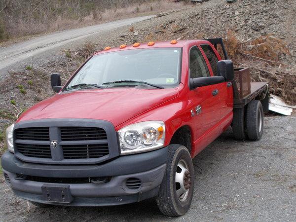 2007 Dodge Ram 3500  for Sale $18,500