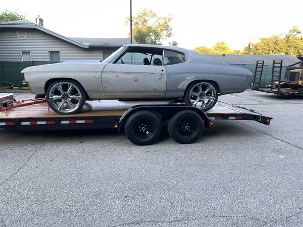 1971 Chevrolet Chevelle  for Sale $18,000