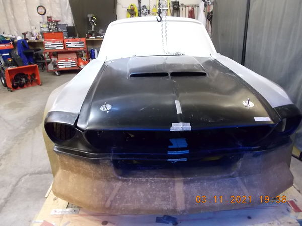 Replica Ford Mustang Project  for Sale $11,900