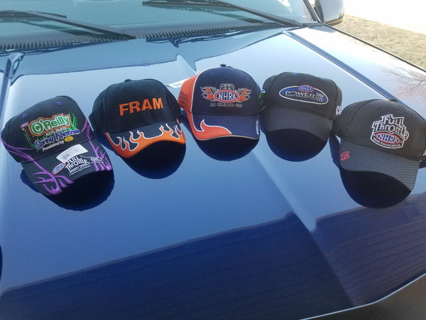 hats, banners, shirts  for Sale $150