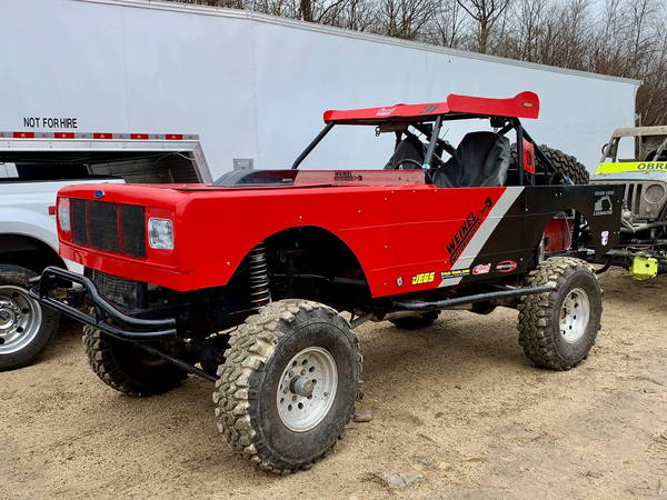 74 Ford Bronco