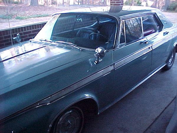 1964 Chrysler 300  for Sale $8,500