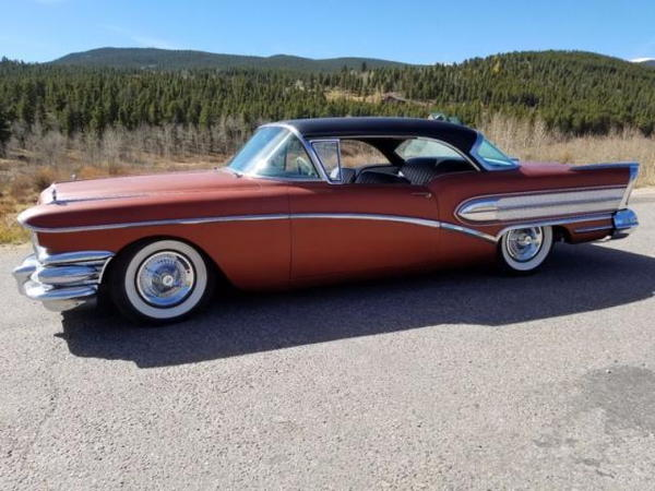 1958 Buick Special  for Sale $23,000