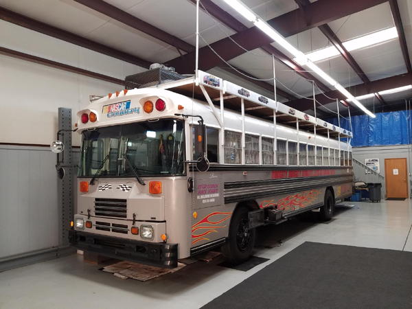 Boogity Racing Bus  for Sale $27,500