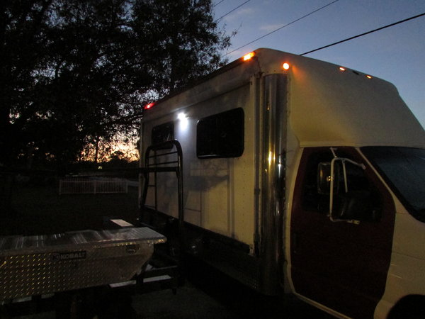 Low mile 7.3L powerstroke professionally converted,hauler/RV  for Sale $26,000