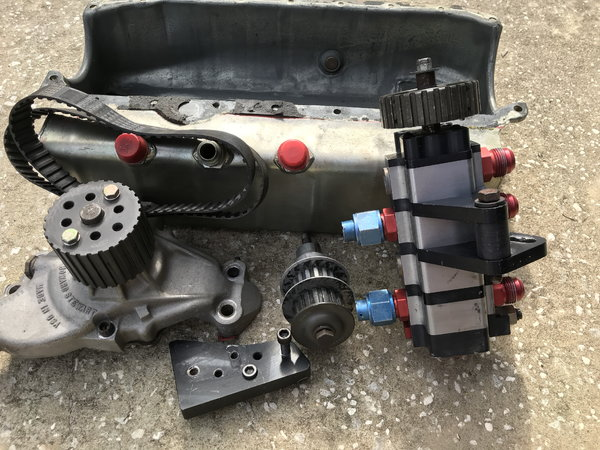 4 stage dry sump kit  for Sale $500