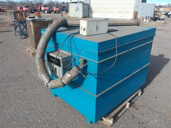 Cryogenics International Processing Freezer  for Sale $7,500