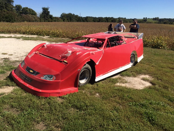 2012 Pierce IMCA Late Model Turn Key  for Sale $13,000