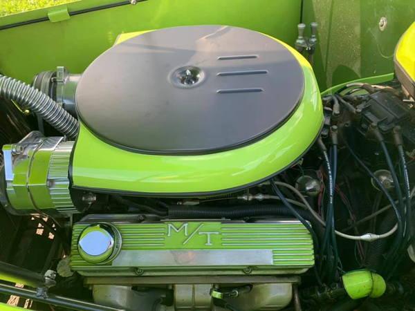 1935 Plymouth Model PJ