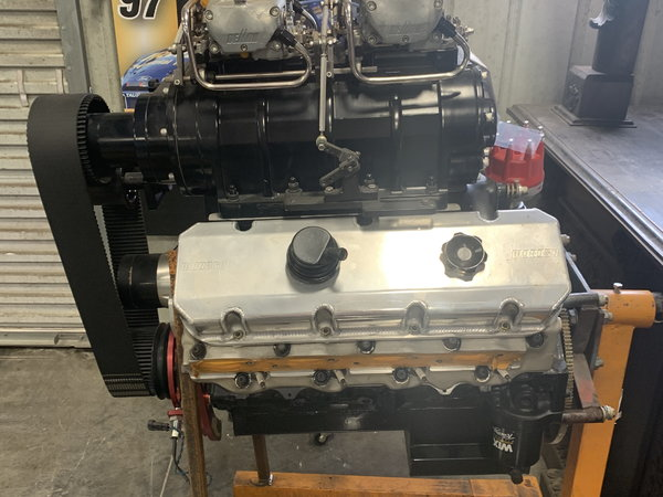 540 bbc with 871 blower  for Sale $13,000