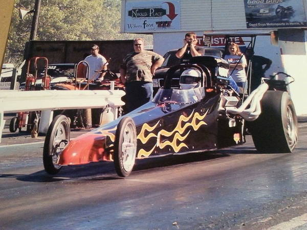 Dragster Turn Key  for Sale $12,500