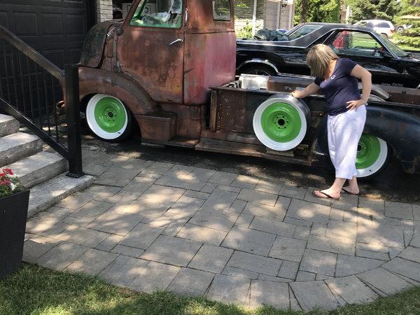 1950 Chevrolet Truck  for Sale $22,500