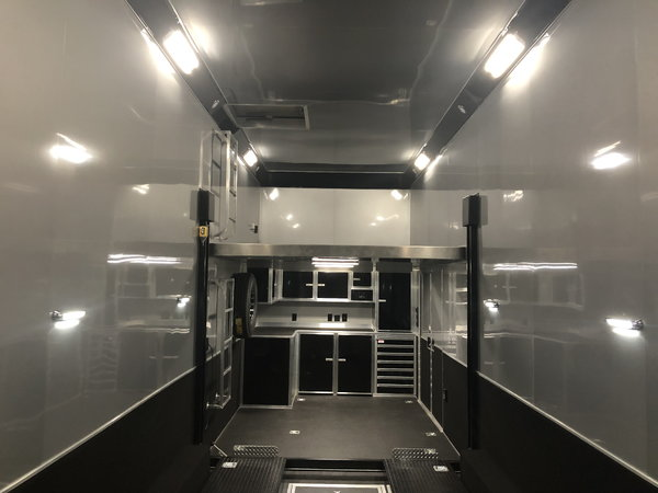 2019 Bravo 32' Stacker Race Trailer   for Sale $62,999
