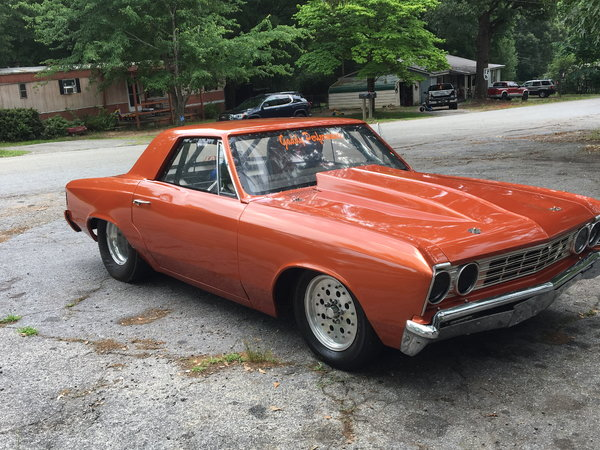 67 Chevy Chevelle For Sale In Thomaston Ga Racingjunk Classifieds