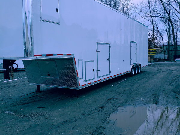 NEW 48' STACKER LIFT/ DECK HAUL 4 CARS  for Sale $39,950
