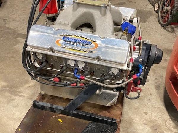 Super late model motor  for Sale $30,000