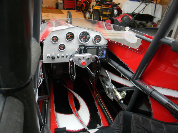 RACECRAFT/DIAMOND DRAGSTER ROLLER  for Sale $8,500