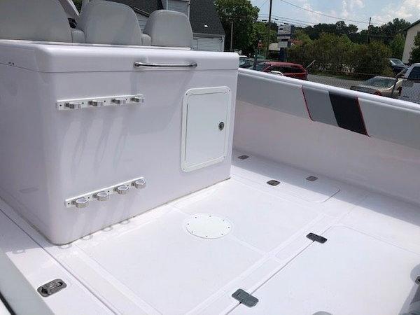 2017 36 Foot Center console Pleasure/Fishing Boat 10.5 Wide   for Sale $249,999