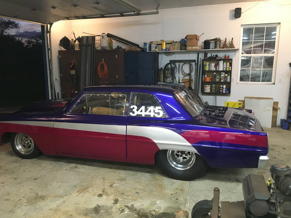 66ChevyII  for Sale $28,000